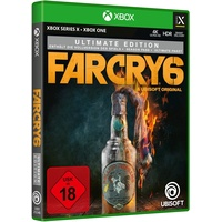 Far Cry 6 Ultimate Edition [Xbox One USK18