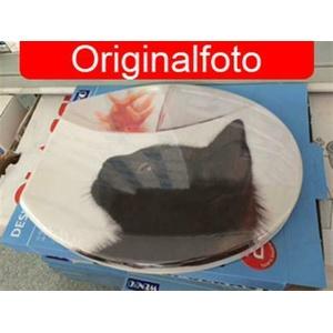 WC-Sitz Fish & Cat  Duroplast WC-Brille Toilettenbrille Klositz WC Bad Klobrille