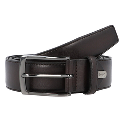Lloyd Men's Belts Gürtel Leder rotbraun 95 cm