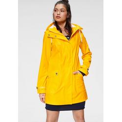 KangaROOS Regenjacke mit reflektierenden Logo-Drucken gelb 50