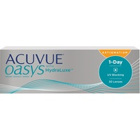 Acuvue Vita for Astigmatism 6 St. / 8.60 BC / 14.50 DIA / -4.00 DPT / -1.75 CYL / 20° AX