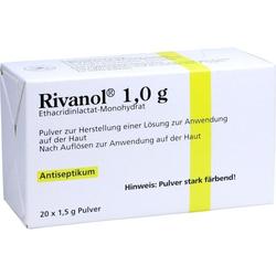 Rivanol 1.0g Pulver