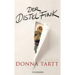 Der Distelfink als Buch von Donna Tartt