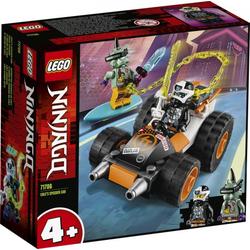 LEGO® Puzzle LEGO® NINJAGO 71706 Coles Speeder, Puzzleteile