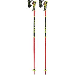 Leki WCR Lite SL 3D - Skistöcke - Kinder Red/Black/Yellow 90 cm