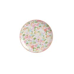 Ritzenhoff & Breker / Flirt Teller Sweet Flirt in bunt/weiß, 21 cm