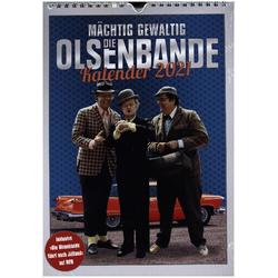Olsenbande;Kalender 2021