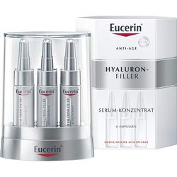 EUCERIN Anti-Age HYALURON-FILLER Serum-Konz.Amp. 30 ml