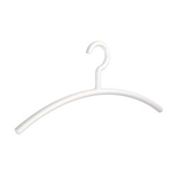 Kleiderbügel Caldo in weiß