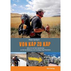 Von Kap zu Kap als Buch von Peter Gerlach