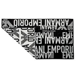 Emporio Armani Handtuch Unisex Handtuch - Swimwear, All Over Graphic Logo