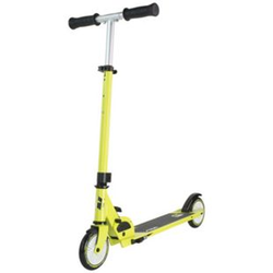 STIGA track 120-S Kick Scooter lime green