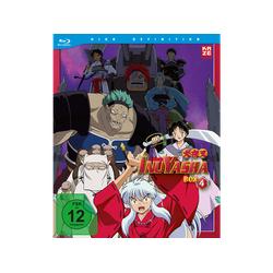 InuYasha - TV-Serie 2. Staffel Box 4 Blu-ray