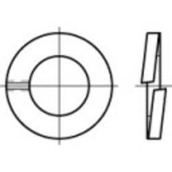 TOOLCRAFT 105652 Federringe Innen-Durchmesser: 39.5mm DIN 127 Federstahl 25St.