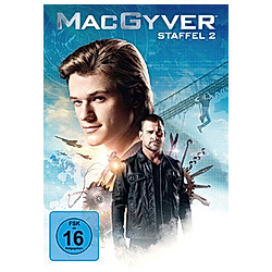 MacGyver - Staffel 2 - DVD  Filme