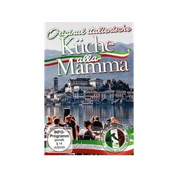 Norditalienische Küche - Orig.Italienische Alla Mamma DVD