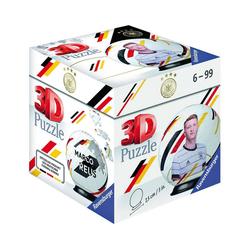 Ravensburger 3D-Puzzle Puzzle-Ball DFB Spieler Marco Reus EM20, 54 Teile, Puzzleteile
