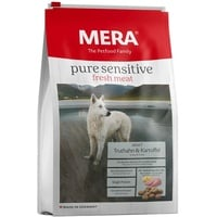 Mera pure sensitive fresh meat Truthahn & Kartoffel 4 kg