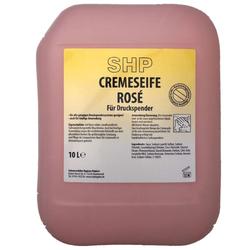 Flüssigseife Handwaschseife Cremeseife Seife rosé / rosa 10 Liter Kanister