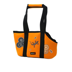 Wolters Tiertransporttasche tasche Softbag Sunset orange 24 cm x 53 cm x 28 cm