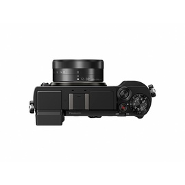 Panasonic Lumix GX9K schwarz + 12-32 mm OIS