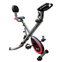 MOTIVE by U.N.O. Fitness X-Bike schwarz/rot