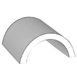 BRULApor Gewölbeaufsatz R220