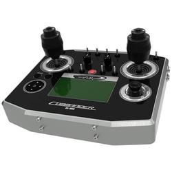 ScaleArt COMMANDER SA-1000 Pult-Fernsteuerung 2,4GHz Anzahl Kanäle: 16 Joystick-Erweiterung