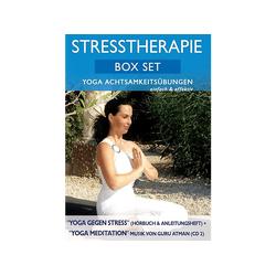Canda - Stresstherapie Box Set: Yoga Achtsamkeitsübungen (CD)