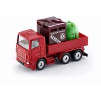 SIKU 0828 - Recycling-Transporter sortiert 1:55