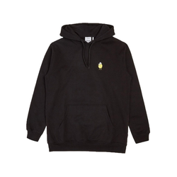 Cleptomanicx Hoodie Embroidery Zitrone Embroidery Zitrone L