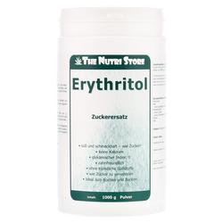 ERYTHRIT Zuckerersatz Pulver 1000 Gramm