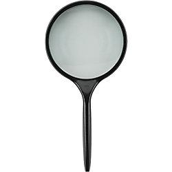 ECOBRA Lupe Vision 50 mm Schwarz