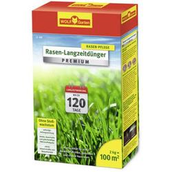 Wolf Garten 3830020 Rasen-Langzeitdünger Premium LE100