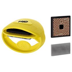 Toko Express Tuner Kit - Kit Kantenschleifgerät Yellow