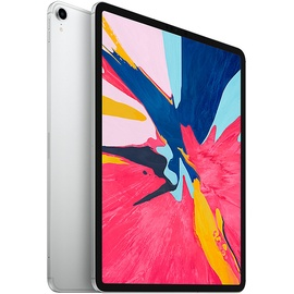 Apple iPad Pro 12.9 (2018) 512GB Wi-Fi + LTE Silber