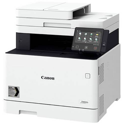 Canon i-SENSYS MF744Cdw Farblaser Multifunktionsdrucker A4 Drucker, Scanner, Kopierer, Fax WLAN, Dup