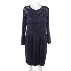 Riani Damen Abendkleid dunkelblau, Größe 40, 4922441