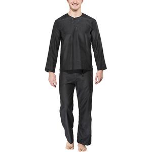Traveler's Tree Travel Pyjama Herren Herren pirate black M 2020 Nachtwäsche