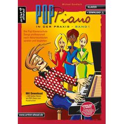 Pop Piano in der Praxis 1 als Buch von Michael Gundlach