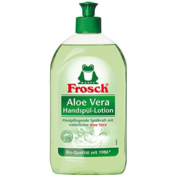 Frosch Aloe Vera Handspül-Lotion, 3er Pack (3 x 500 ml)