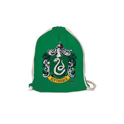 LOGOSHIRT Turnbeutel, mit Slytherin-Wappen