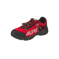 Alpina Trekkingschuh Sportschuhe rot Gr. 33