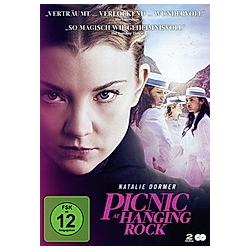 Picnic at Hanging Rock - DVD  Filme