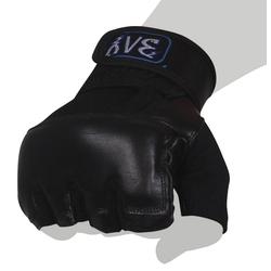 BAY-Sports Sandsackhandschuhe Orbit Boxhandschuhe Sandsack Boxsack Handschutz, Leder, sehr robust, S - XL S