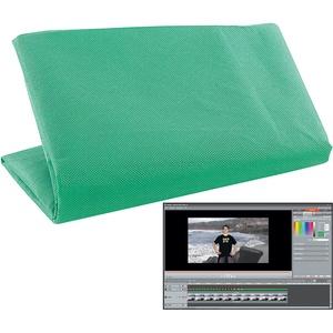 Greenscreen + Videobearbeitungs- & Konverter-Suite