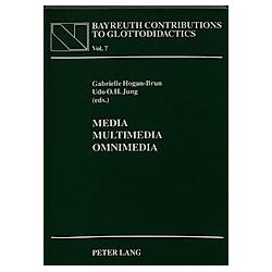 Media - Multimedia - Omnimedia - Buch
