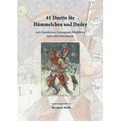 41 Duette für Hümmelchen und Dudey