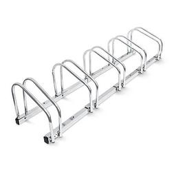 relaxdays Fahrradständer   für 5 Fahrräder