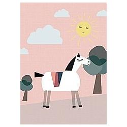 Postkarte Pferd (VE8)